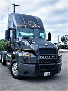 Mack Trucks, Volvo Trucks, Big Rig Trucks, Tow Truck, Semi Trucks, Cool Trucks, Mack Attack, 1970 Ford Mustang, Heavy Duty Trucks