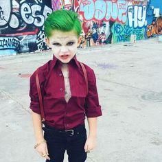 mini Joker Scary Boy Costumes, Joker Halloween Costume, Best Kids Costumes, Halloween Bebes, Cute Baby Halloween Costumes, Diy Baby Costumes, Halloween Outfits, Maquillage Halloween, Halloween Disfraces