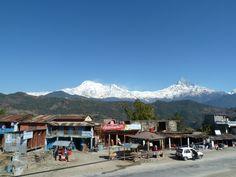 Nepal - Naudanda, Annapurna Region