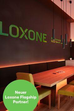 Neuer Flagship Partner in Klagenfurt Klagenfurt, Smart Home, Ab Sofort, Interiordesign, Planer, Modern, Conference Room, Lighting, Home Decor