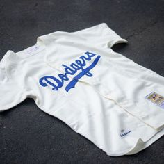 Brooklyn Dodgers Jackie Robinson 1949 Authentic Jersey