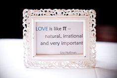 love is like pi...