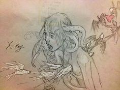 Bocetos e ilustraciones de Chiara Bautista - Taringa!