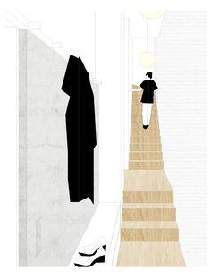 Architectural Visualization — Architect : Lieve ver meieren IR. Architect Very...
