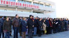 Eş Başkanların tutuklanması protesto edildi