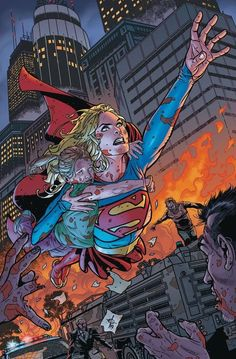 Publisher: DC Comics Release Date: October 2019 Artist: Drew Johnson Character: Supergirl Ratio/Type: N/A Comic Book Covers, Comic Books Art, Comic Art, Dc Comics Collection, Supergirl Comic, Arte Dc Comics, Batman Comics, Dc Comics Characters, Female Characters