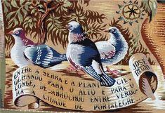 tapeçaria de portalegre - Pesquisa do Google Portugal, Handicraft, Rooster, Folk, Textiles, Crafty, Embroidery, Animals, Facebook