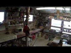 A Tour of Mel Jacobson's Pottery Studio (Clayart Skill Series) - YouTube