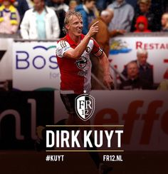 FR#Dirk kuyt#⚪️