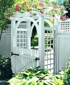 Wood Arbor Gate Garden Arbor Can Make A Difference To The Entire Landscape Wood Arbor With Gate Plans Wood Fence Gate Arbor Arbor Gate, Garden Gates And Fencing, Wood Arbor, Garden Arbor With Gate, Metal Arbor, Wooden Garden Gate, Metal Pergola, Unique Garden, Diy Garden