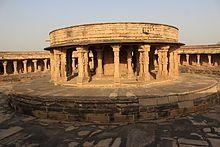 Chausath Yogini Temple, Morena - Wikipedia, the free encyclopedia