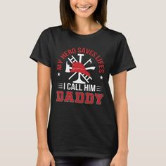 Firefighters Daughter Son Daddy Saves Lives T-Shirt   firefighter party ideas, fallen firefighter, recycled firefighter #culvercityfire #blackandtan #firegifts Brother Tattoos, Tattoos For Guys, Hand Tattoos, Tattoo Ink, Arm Tattoo, Geometric Tattoo Arm, Full Sleeve Tattoos, Samoan Tattoo, Polynesian Tattoos