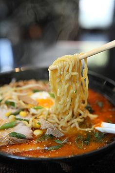 Chef Johnny Chu Expands Chandler's Tien Wong to Include a Ramen Shop and Asian Tea House Ramen House, Asian Tea, Ramen Shop, Ramen Noodles, Hot Pot, Japchae, Food Pictures, Thai Red Curry, Spaghetti
