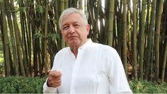 """López Obrador consideró que a la hora de la hora los mexiquenses 'les van a decir """"tomen su voto""""', y elegirán un cambio verdadero."""