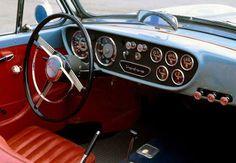 The Volvo P1900 Sport (1956)