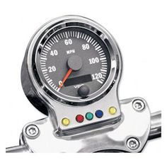 "Thunder Heart Performance Speedometer 1"" Clamping Area On Handlebars"