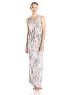 Calvin Klein Jeans Women's Retro Active Dyed Maxi Dress at Amazon Women's Clothing store:   http://couponcodezone.com/stores/amazon-com/
