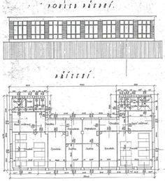Areál Baťovy nemocnice, 1927 - 1938 | OFICIÁLNÍ STRÁNKY MĚSTA ZLÍNA