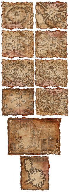 A Bunch of Ingame-Maps #5 by SteffenBrand.deviantart.com on @DeviantArt
