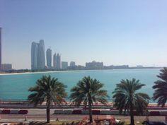 The Western Union Fly Away Home Sweeps winner got to enjoy a trip home to Abu Dhabi. #dubai #uae