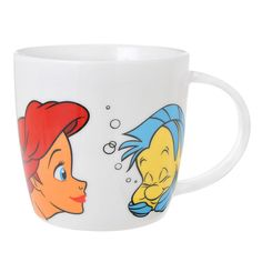 Disney Store Japan ❤ Mug Cup The Little Mermaid Ariel