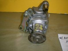 MERCEDES BENZ SLK PART #112 466 00 01,Hydraulic Pump POWER STEERING PUMP.PLEASE MATCH THE PART NUMBER WITH YOU OLDPART.