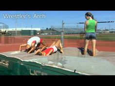 High Jump Practice Warm Up & Preparation - YouTube