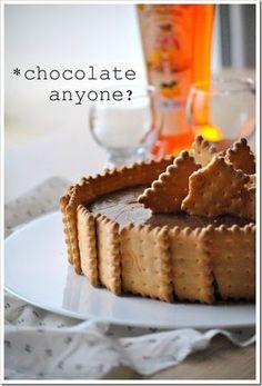 Κορμός κατσαρόλας Greek Desserts, Fudge Brownies, Tiramisu, Recipies, Cheesecake, Muffin, Cooking Recipes, Yummy Food, Sweets