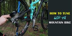 Maintenance of mountain bike is a difficult task for some users. That's why we provided step by step guide of tune up mountain bike. Written by the expert biker.