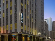 New Orleans (LA) Aloft New Orleans Downtown United States, North America Set in a prime location of New Orleans (LA), Aloft New Orleans Downtown puts everything the city has to offer just outside your doorstep. The property features a wide range of facilities to make your stay a pleasant experience. All the necessary facilities, including 24-hour security, 24-hour front desk, facilities for disabled guests, express check-in/check-out, valet parking, are at hand. All rooms are ...
