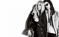 A/W '13 Campaign - Sienna Miller and Tom Sturridge Feature