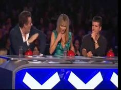 """Susan Boyle, """" I Dreamed a Dream"""", Britain's Got Talent,  extended clips back stage"""