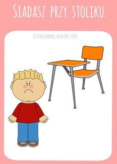 Sposoby na zdyscyplinowanie grupy przedszkolnej, zabawy wyciszające, wierszowane wyciszanki.