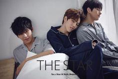 Infinite Hoya, Dongwoo, L - The Star Magazine October Issue '15