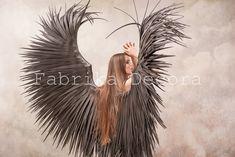 Dark Angel Wings, White Wings, The Incredibles, Vintage, Etsy, Art, Art Background, Kunst, Vintage Comics