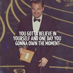 Today is the day for you mate.. I don't care how people see you But for me you are such an inspiration.. #thedayforleo #leoday #leonardo #dicaprio #leonardodicaprio #love #oscars #deservedit #nevergiveup @worldsbestboy