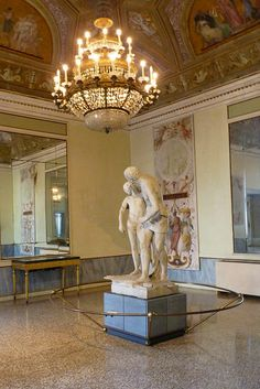 venice museo correr daedelus and icarus Canova by damiandude, via Flickr