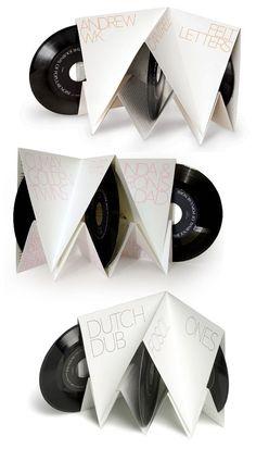 packaging discos vinil: