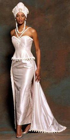 1000 Images About Shweshwe Wedding Dresses On Pinterest