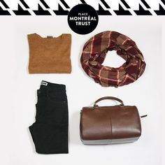 #PMTLook  Ce matin, on mélange les #teintes #automnales.   Today we're mixing #fall #colors. #OOTD #Fashion #Look #Mode #PMT #VeroModa #Winners #Indigo