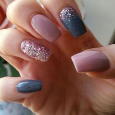 Gel nails are so pretty! This is why we have the Best Gel Nails for 2018 - 64 Trending Gel Nails. Gel nails just have that certain look to them that makes them look fresh at all times. Most of the time you have to go to a special gel nail artist to get these done properly but girl they last for weeks without chipping!