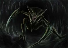 kabutops, the teams zerg.but i called it wolverine i wish someone would make a pokemon version for adults, i'd totally buy it kabutops Scary Pokemon, Make A Pokemon, Pokemon Party, Cool Pokemon, Lovecraftian Horror, Things That Bounce, Creepy, Deviantart, Instagram Posts
