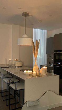Home Room Design, Dream Home Design, Home Interior Design, Aesthetic Room Decor, Room Ideas Bedroom, Apartment Interior, Girl Apartment Decor, London Apartment, Dream Apartment