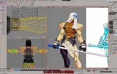 incredible topology from arc system works on guilty gear xrd