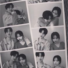 ulzzang couple shared by âñďřéâäåá on We Heart It