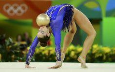 Katsiaryna HALKINA (BLR) Ball