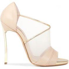 Sandały damskie Casadei - casadei.com