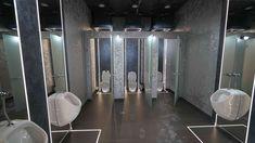Modern Bathroom, Bathrooms, Bathtub, Led, Lighting, Standing Bath, Funky Bathroom, Bathtubs, Bathroom