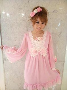 Hime-Kaji pink