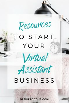 These virtual assistant resources are great! Everything from articles, freebies, books, courses and more! If you want to start your own virtual assistant business I highly recommend checking these out. Work From Home Jobs, Make Money From Home, Make Money Online, How To Make Money, Money Today, Business Planning, Business Tips, Online Business, Creative Business
